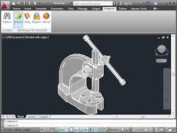 IGES design file for manufacturer