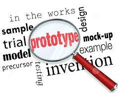 working prototype design and building company